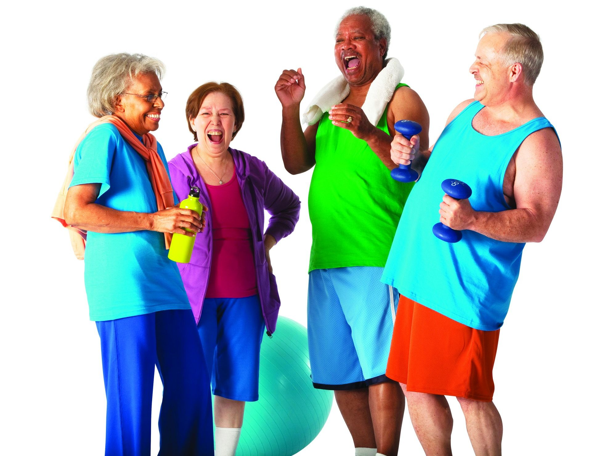silver sneakers, active seniors, community, fitness, ashland ymca